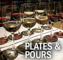 August Plates & Pours Tasting Class